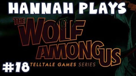 The Wolf Among Us 18 - Jersey