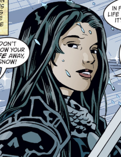 Snow in Fables 03