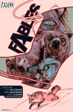 Fables 7 Cover
