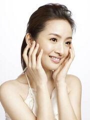 Ariel Lin White Cheeks