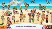 Delicious Emily's Honeymoon Cruise Collectibles 4K