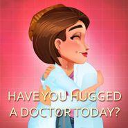 Allison Heart Hug Doctor