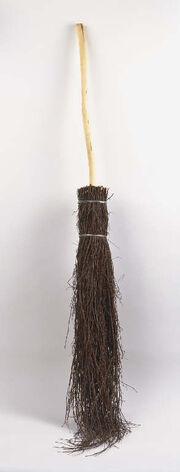 Mustard broom