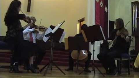 String Quartet No 4 in E minor, Op 44 No 2 pt 1,Allegro assai appassionato