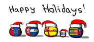 Happy holidays! (Mr Face)