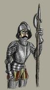 Aragonese Conquistador (Daniel Smith)
