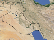 Mesopotamia on Google Maps (Emperor Scorpious II)