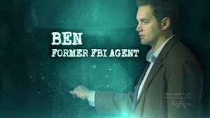 Ben - Former FBI Agent