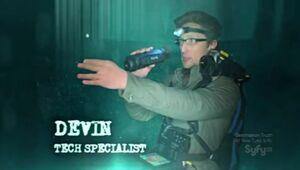 Devin - Tech Specialist