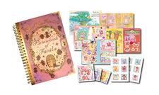 Picturebook + Stickers + Seals