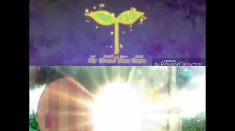 Rilu Rilu Fairilu Opening Theme Comparison (Season 1)