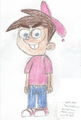 Scary Timmy Turner DrawingB