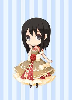 FFSG Country-Style Cookie Dress preview