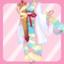 Kimono for Cherry Blossom Viewing