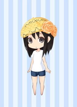 SFG Beret-Like Straw Hat preview