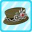 SSG Steampunk Chain Hat green
