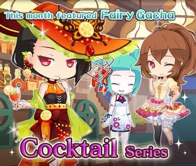 Cocktail Series banner