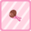 RDS Acorn Hairpin pink