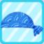 DG Sea Wave Bandana azure