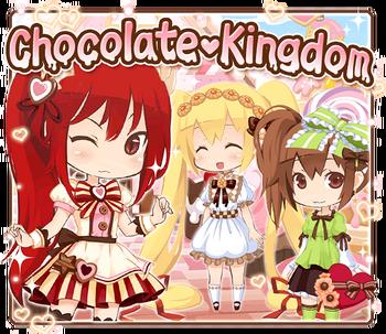 Chocolate Kingdom big banner