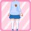 RDS Acorn Sweater blue