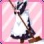 SE Japanese Clothes Maid black