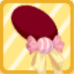 File:SG PeachPinkCandyBeret.png