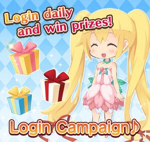 Login Campaign