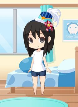 SEPT 2015 Baton Girl's Hat preview