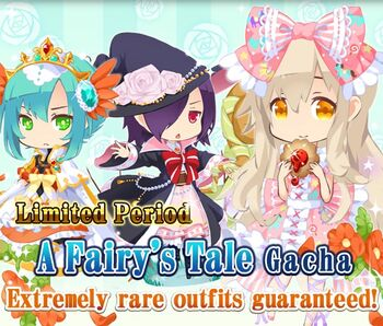 A Fairy's Tale big banner