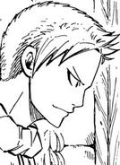 Natsu's Father Manga Portrait