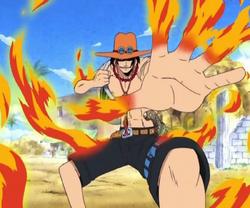 Flame Flame Fruit Anime Infobox