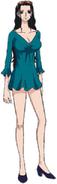 Robin Mermen Island Arc Second Outfit
