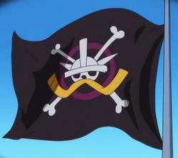 World Pirates Jolly Roger