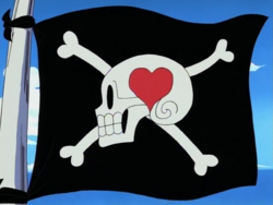 Alvida Pirates Jolly Roger