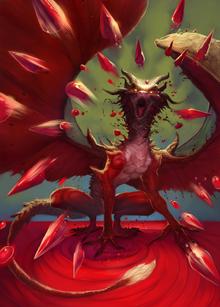 Blood dragon pulse by awaken destruction by awaken destruction-d62z2cc