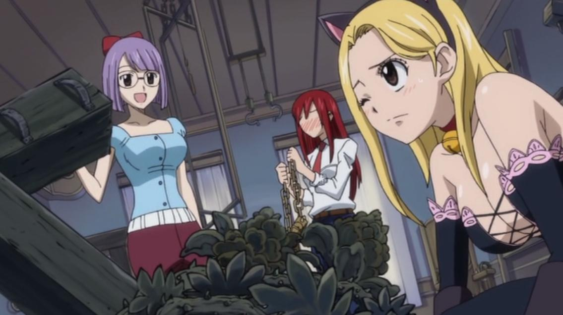 Image lucky fairy tail wiki fandom powered by wikia - Fille fairy tail ...