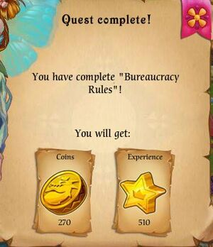 Bureaucracy rules rew