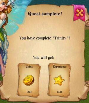 Trinity rew