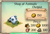 Shop of Animals
