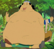 Usopp Over Obese