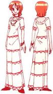 Nami dress first episode