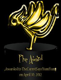 Plue Award 1
