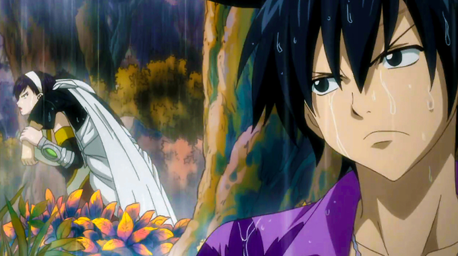 Zeref And Ultear Image - Gray fo...