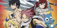 Fairy Tail Intro & Outro Tema Vol.2