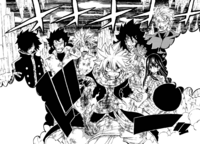 Seven Dragon Slayers start their hunt