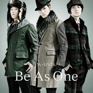 Be As One Cover