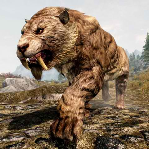 File:Skyrim Sabre Cat.jpg