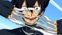 Kurohebi's evil personality