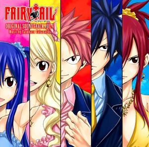 Fairy Tail Original Soundtrack Vol. 4